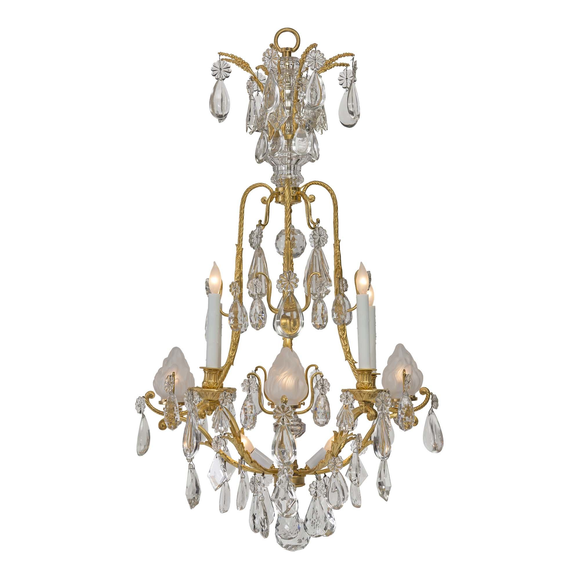 French 19th century louis xvi st belle epoque period ormolu and 90531web aloadofball Image collections