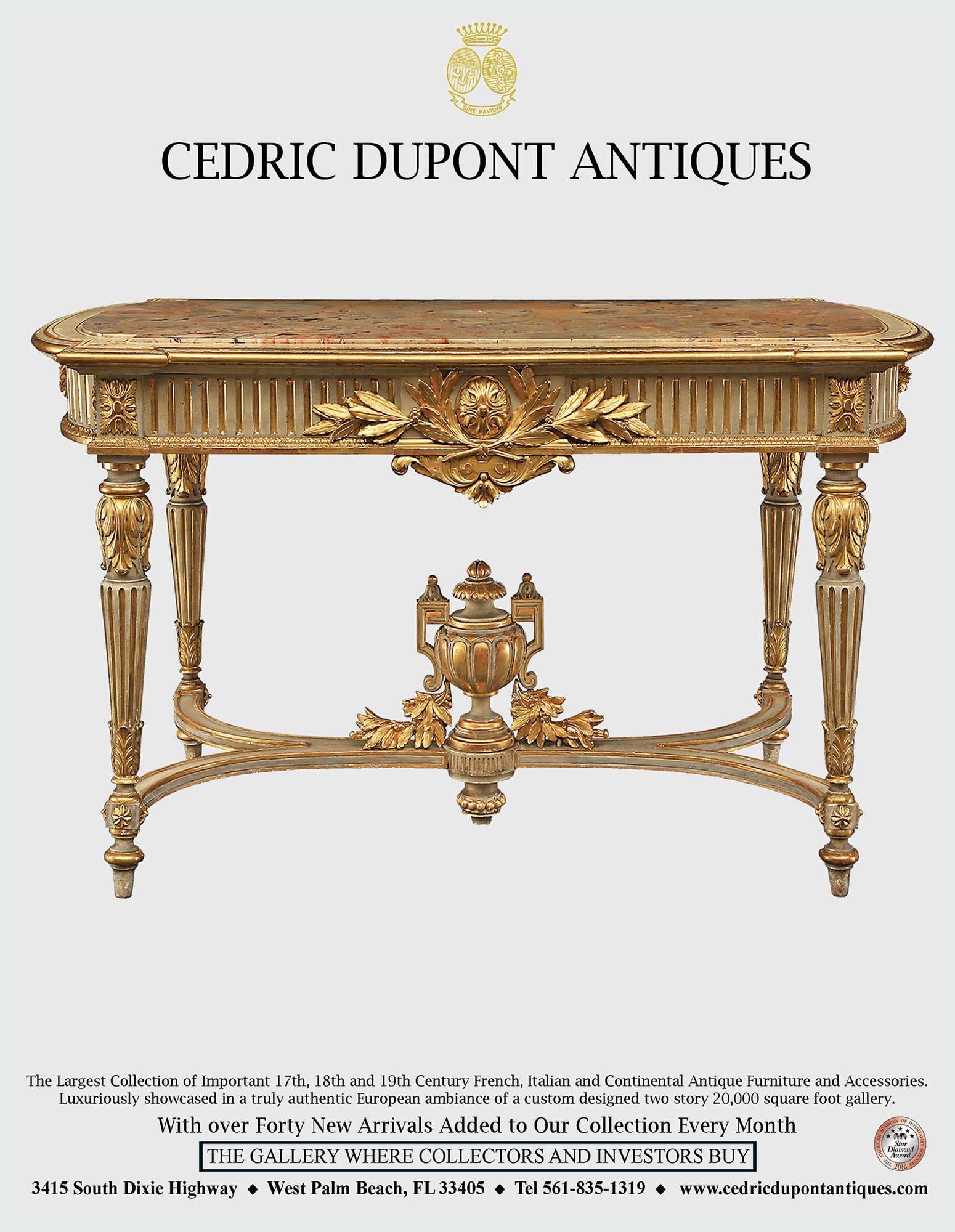 Miami-4-16 - Miami-4-16 - Cedric DuPont Antiques